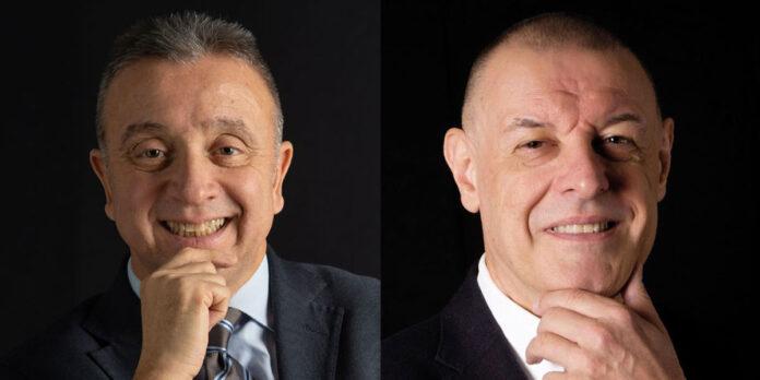 Franco Puglisi e Claudio Zani